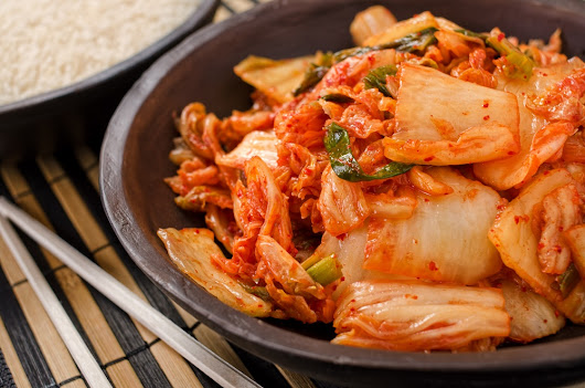 Eating Kimchi Helps With Social Anxiety Disorder, Science Says