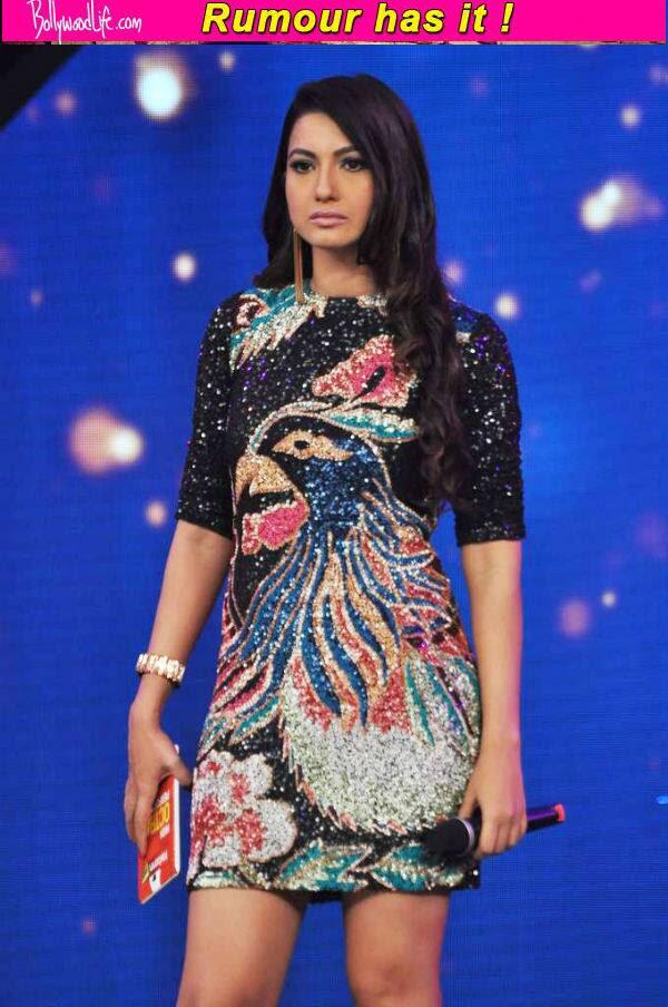 OMG: Gauahar Khan gets slapped on India's Raw Starfinale!