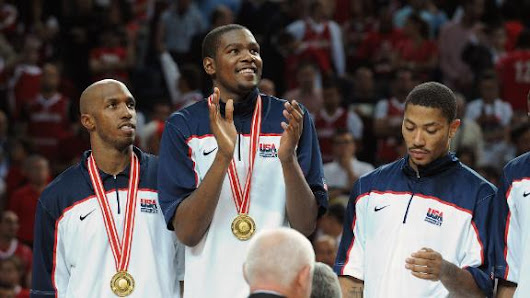 Throwback Thursday: Durant Shines In Gold-Medal Game