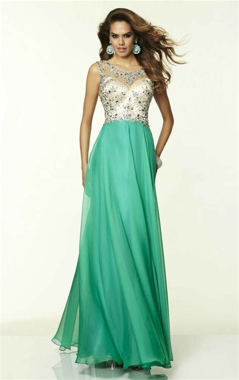 long formal evening ball gown party prom