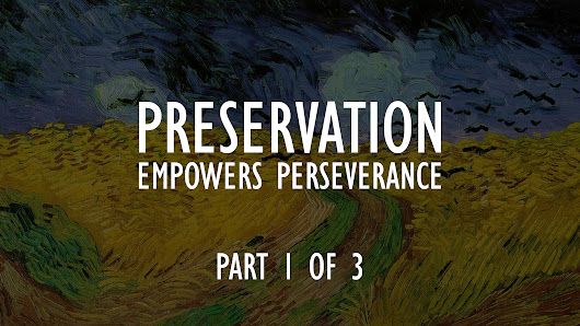 Preservation Empowers Perseverance Through Family