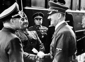 Franco/Hitler