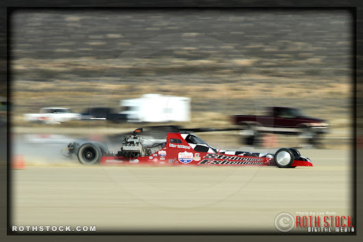SCTA Land Speed Races at El Mirage