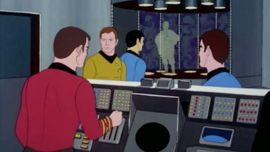 Someone Mashed Up Archer and Star Trek: The Animated Series And It's Basically Perfect | Geek and Sundry