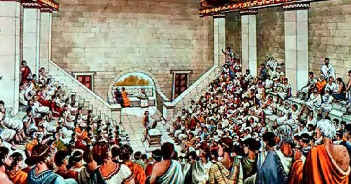Αποτέλεσμα εικόνας για ΕΛΕΥΘΕΡΟΙ ΕΛΛΗΝΕΣ: Τι χρειαζόταν για να γίνει κάποιος Βουλευτής στην αρχαία Ελλάδα;