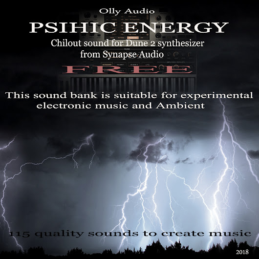 Psihic Energy by Olly Audio