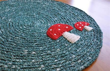 alfombra de totora | El blog de trapillo.com
