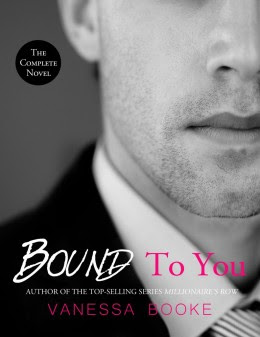 Tour: Bound to You by Vanessa Booke
