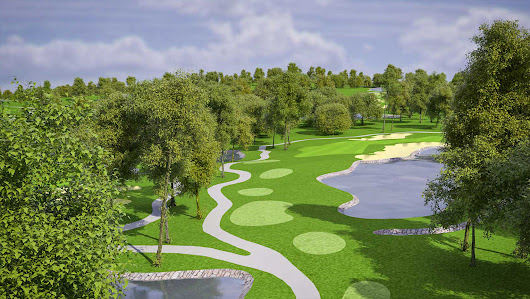 Golf Course Graphics | Golf 3D Course Maps | Golf Flyovers