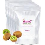 Kiwi Frozen Yogurt Pre Mix One Box (12kg/26.45lb) - Yogurt Powder Factory