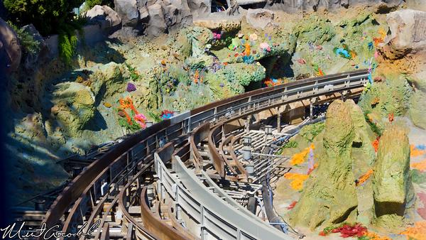 Disneyland Resort, Disneyland, Finding Nemo Submarine Voyage, Refurbish, Refurbishment, Refurb