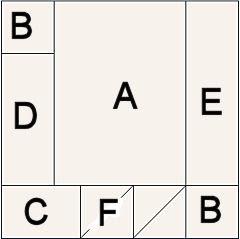 sailor block :: A :: seilbåt-blokk