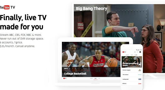 YouTube TV goes live for users in 10 new markets