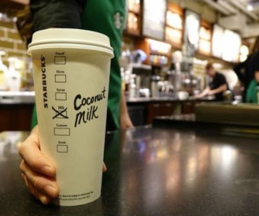 Starbucks meets coffee drinkers' demand for another nondairy option - 2015-Feb-04