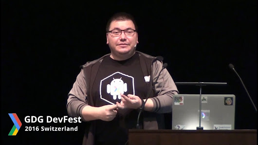 PERFMATTERS for Android - DevFest Switzerland 2016 - YouTube