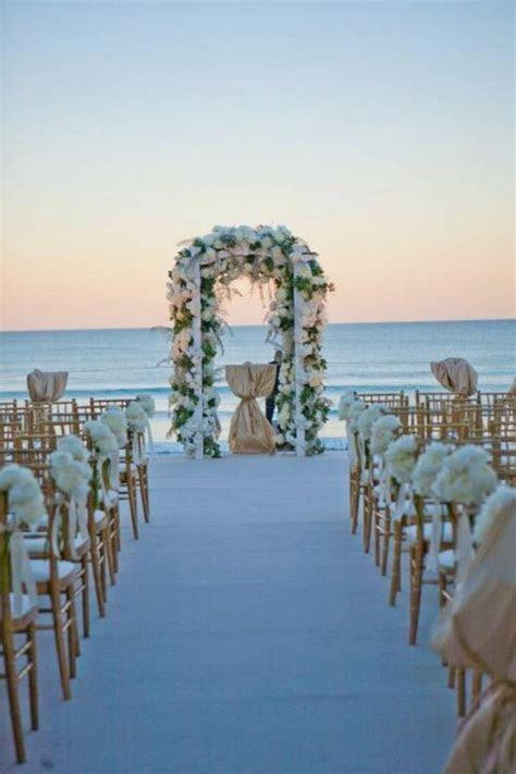 Best 20  Beach wedding aisles ideas on Pinterest