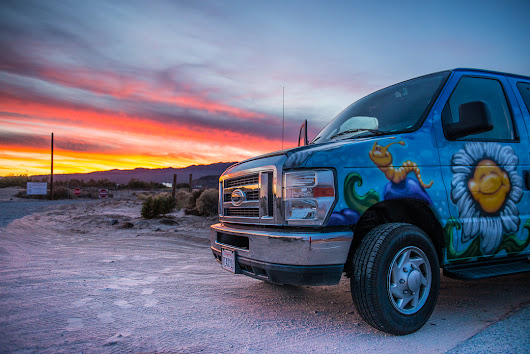 TTIM 23 – Across America in a Campervan with Cherie McKay | The Traveling Image Makers