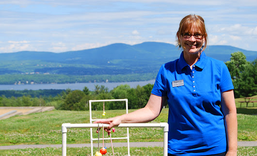 Meet Our Activities Director | Steele Hill Resorts