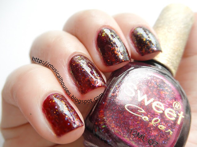 Born Pretty Store Duochrome Flakies 4
