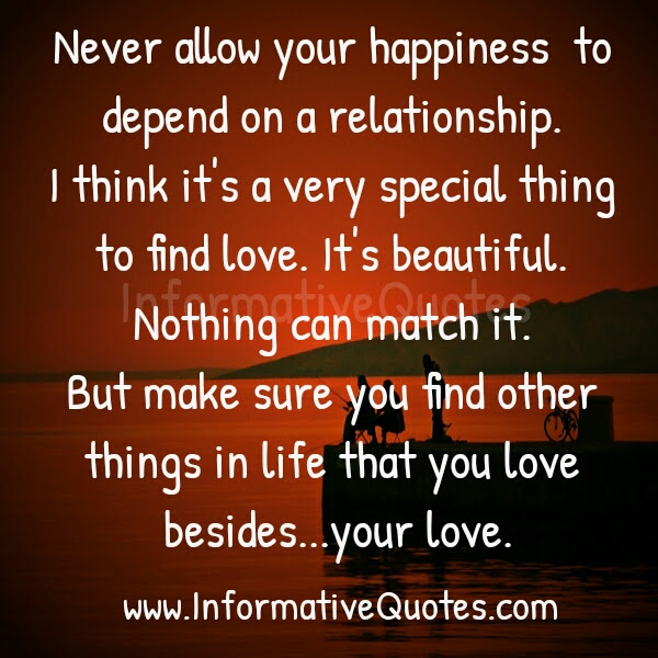 Its A Very Special Thing To Find Love Informative Quotes