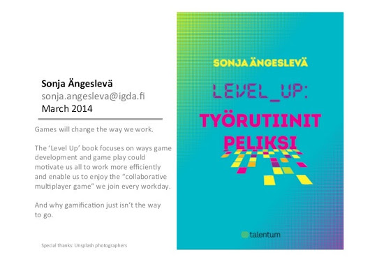 Level Up with game-inspired methods & change the way your work