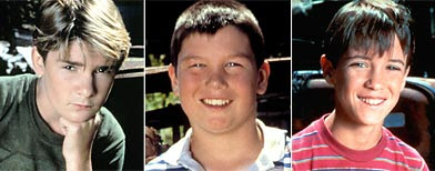 "Corey Feldman, Jerry O'Connell, Wil Wheaton in ""Stand By Me"" (Columbia Pictures/Everett Collection)"
