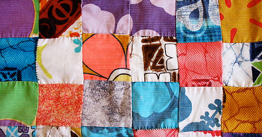 Strip Piecing for a Postage Stamp Quilt | SewingMachinesPlus.com Blog