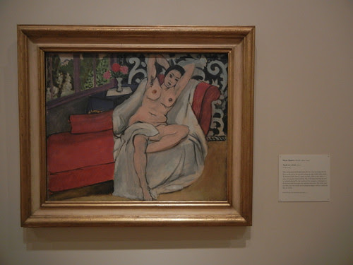 DSCN7827 _ Nude on a Sofa, 1923, Henri Matisse (1869-1954), Norton Simon Museum, July 2013