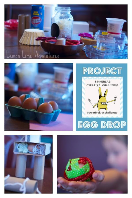 Creating The Perfect Egg Drop Project