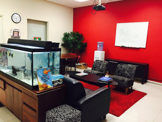 "Analia on Twitter: ""#InspiringSpace at @CMSSharks. The HS Counseling Office. @Mrdeehanclass @edtechteam @SmithSystem """