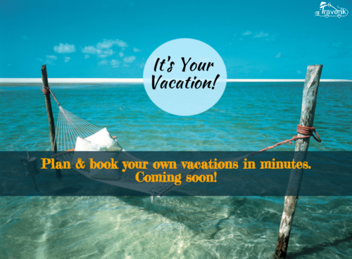 Travel Freedom: Your vacation, your way only on Traverik!