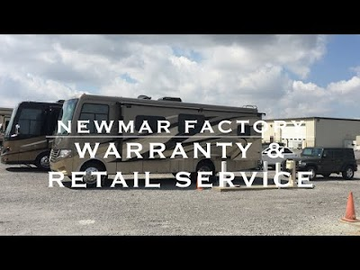 We're The Russos: Newmar Factory RV Warranty & Retail Service, Steam Engine Tractor-Tractor Cruise-In, & ShowHauler Factory Tour