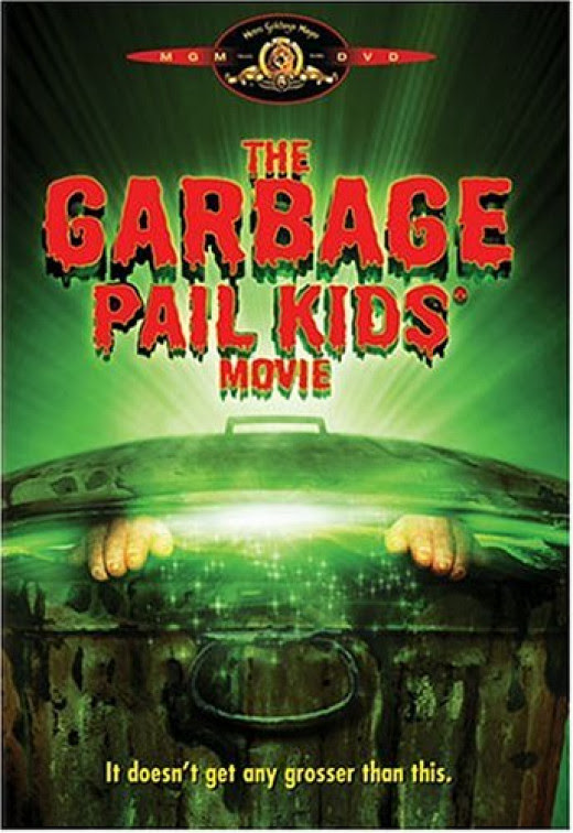 The Garbage Pail Kids Movie and Cards