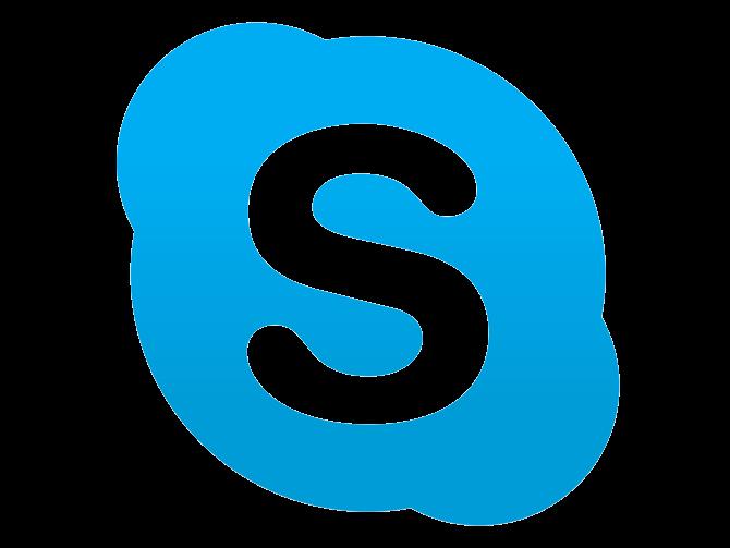 Resultado de imagen de skype png