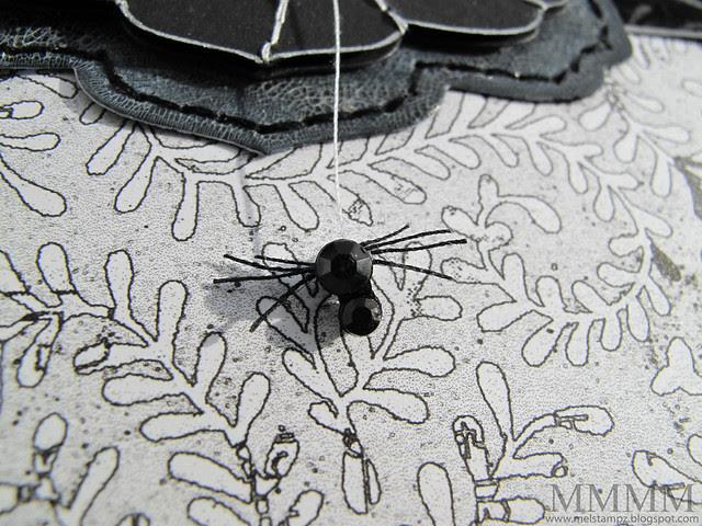 4 gem & thread spider