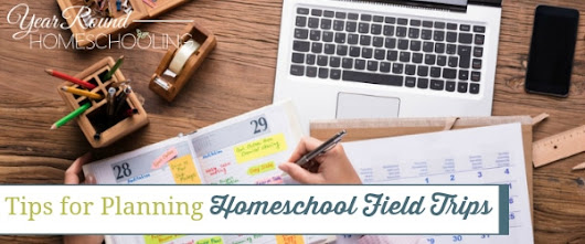 Tips for Planning Homeschool Field Trips - Year Round Homeschooling
