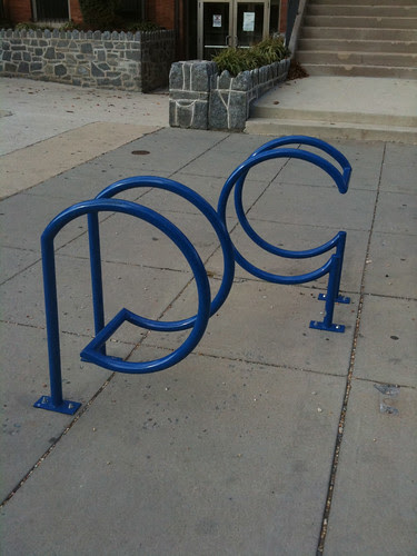 DC bike racks