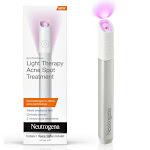 Neutrogena Light Therapy Acne Spot Treatment for Sensitive Skin, 1 CT, No Color