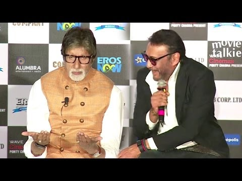 Big B's funny reply to the troller:Troller asked Amitabh Bachchan - Why did you work in the ad of pan masala? Big B said - get money, have to think about business