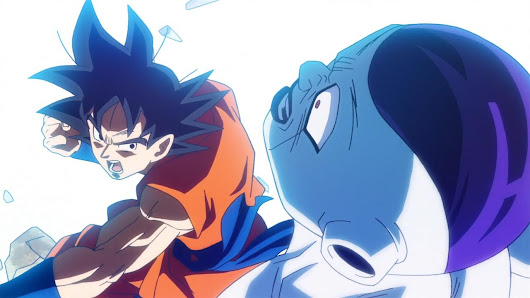 DVD et Blu-ray FR de « DBZ : La résurrection de 'F' » | Dragon Ball Ultimate