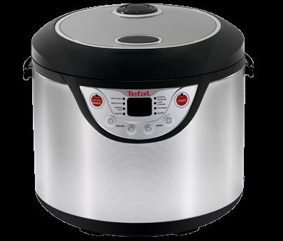 Tefal 8 in 1 Multi Cooker RK302E15