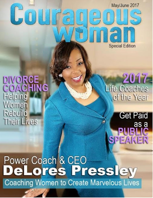 Courageous Woman Magazine 2017 Life Coaches of the year