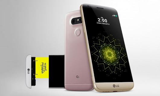 LG G5, the next flagship Droid with modular slot is official