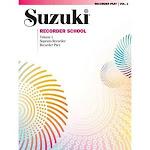 Suzuki Recorder School: Soprano Recorder (Volume 1)