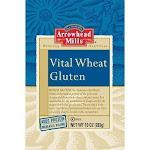 Arrowhead Mills Vital Wheat Gluten - 25 lbs