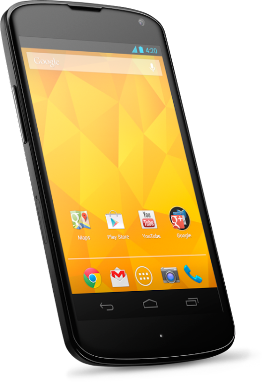 Win Four Nexus 4 in Four Weeks #1 - noupe