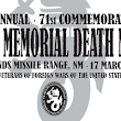 71st Memorial Death March Help Send USF Cadets!