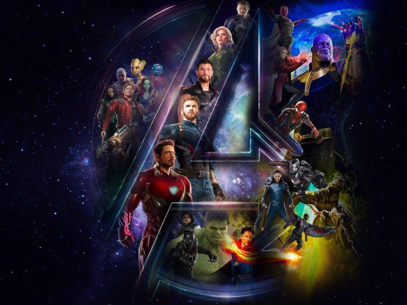 Best Wallpaper Of Avengers Infinity War