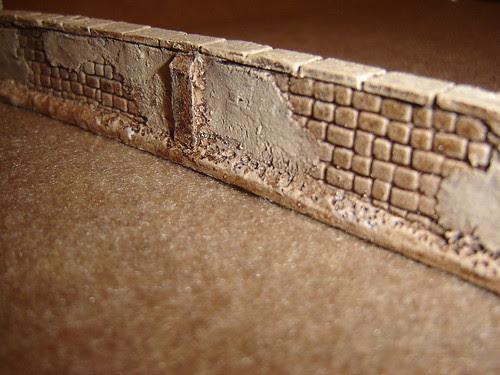 Plastered Walls Close-up