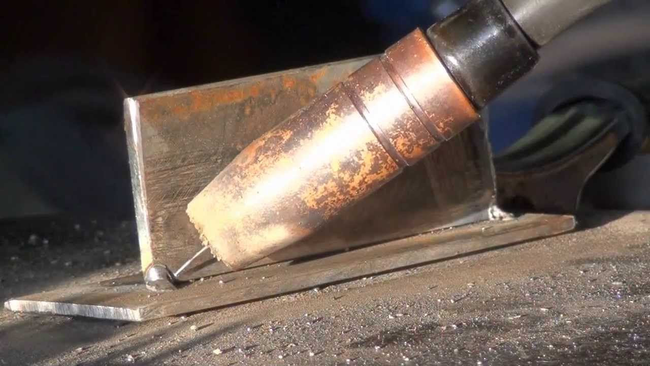 Choosing a Shielding Gas for Flux-Cored Welding use of flux cored welding